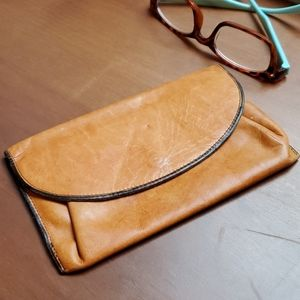 Vintage Rolfs Leather Pouch